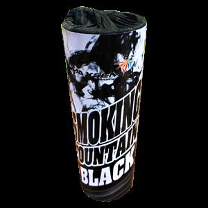 Цветной дым (дымный факел) черный MA0509-Black