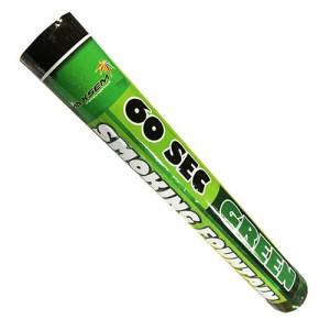 Цветной дым (дымный факел) зеленый MA0512-G