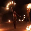 Огненное пиротехническое шоу - типовые программы