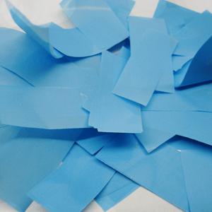 Метафан полипропиленовый голубой прямоугольный MP-3