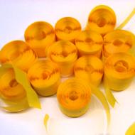 Серпантин желтый полипропиленовый SP-1