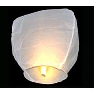 Небесные фонарик купол белый