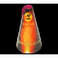 Вулкан золотистый малый G0819B